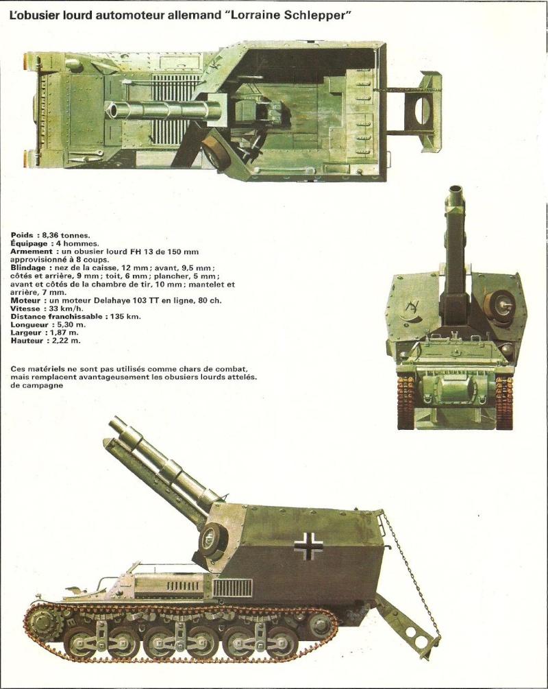 Chars de combat des deux-guerres mondiales Algeri45