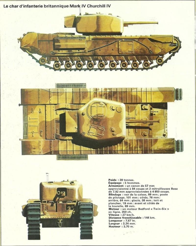 Chars de combat des deux-guerres mondiales Algeri46