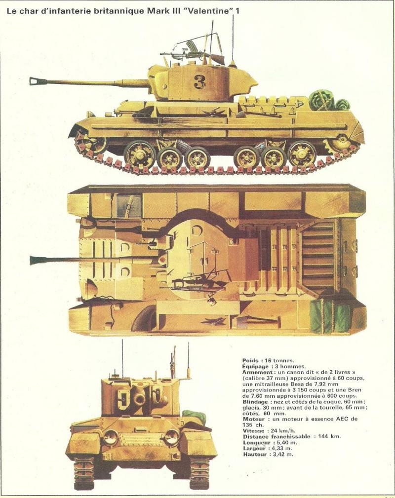 Chars de combat des deux-guerres mondiales - Page 2 Algeri53
