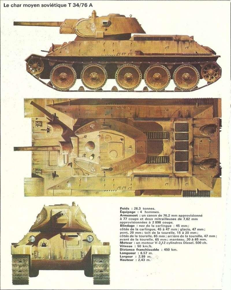 Chars de combat des deux-guerres mondiales Algeri54