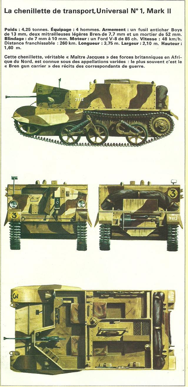 Chars de combat des deux-guerres mondiales - Page 2 Algeri57