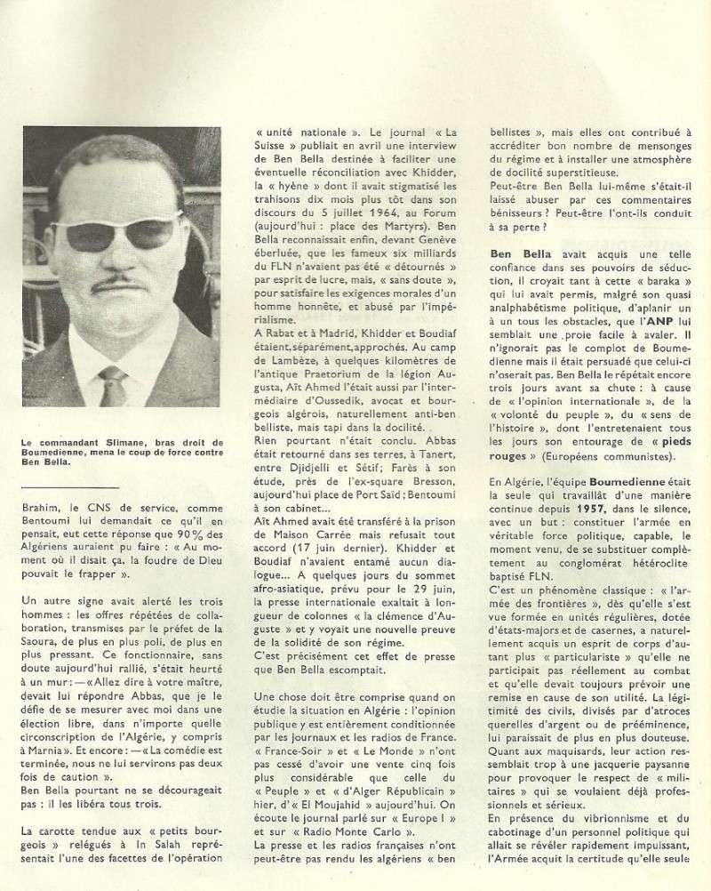 L'Algérie indépendante Anp00010