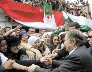 Actualité  Algérienne Boutef10