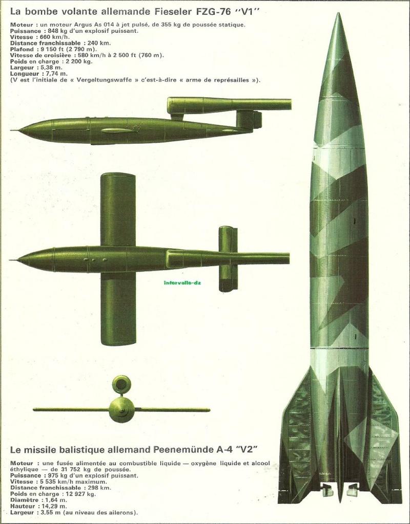Missiles des deux-guerres mondiales   Interv31