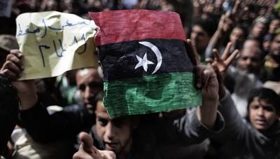 Coup d'Etat en Libye  Libyaf10
