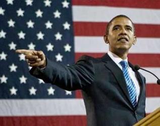 Pourparles de paix israélo-palestinien  Obama_10