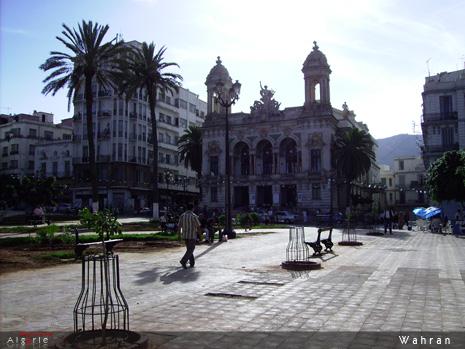 Photos de villes d'Algérie  - Page 2 Oran-w10