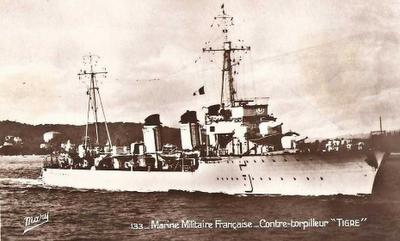 Navires des deux-guerres mondiales  Tigre_10