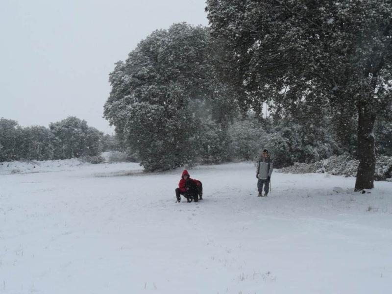 ¡¡INICIAMOS TEMPORADA 2009 DE ENTRENAMIENTOS!! Nieve010