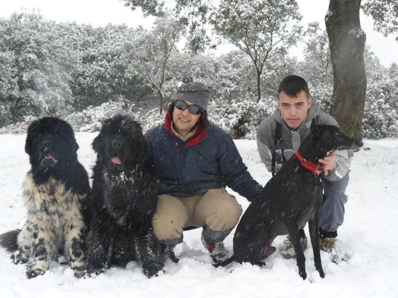 ¡¡INICIAMOS TEMPORADA 2009 DE ENTRENAMIENTOS!! Nieve015