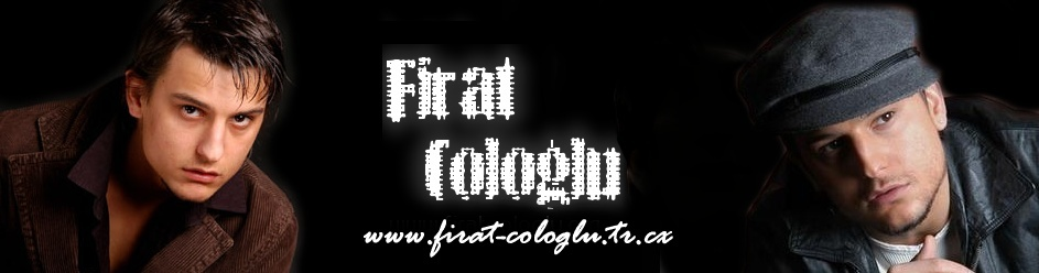 Fırat Çöloğlu Resmi Web Sitesi