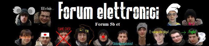 Forum elettronici Logo1611