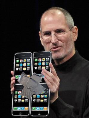 L'ipad c'est magic... tout est une question de timing 4iphon10