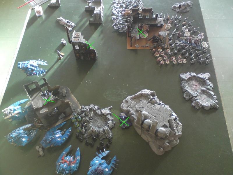 Rapport de bataille: Hécate VS Ulaithà (2ooo pts) Dsc00140
