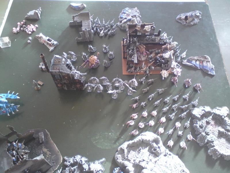 Rapport de bataille: Hécate VS Ulaithà (2ooo pts) Dsc00141