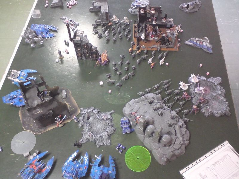 Rapport de bataille: Hécate VS Ulaithà (2ooo pts) Dsc00143