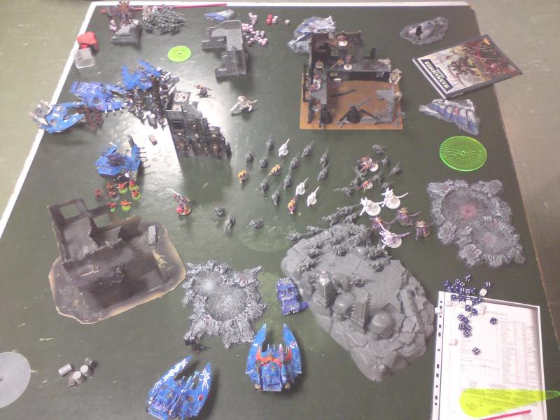 Rapport de bataille: Hécate VS Ulaithà (2ooo pts) Dsc00146