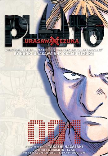 Pluto ou la nouvelle histoire d'Astro Boy. Pluto110