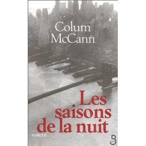 Colum McCANN (Irlande/Etats-Unis) Lesais10