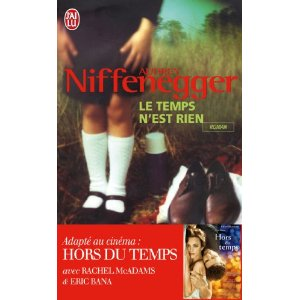 Avril 2010 : Le temps n'est rien d'Audrey Niffenegger Letemp11