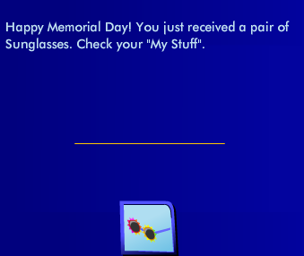 Happy Memorial Day! Free Sunglasses From Bearemy! Screen10