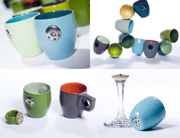 (vaiselle) « Snap Cups » de Angela Schwab Invalt10