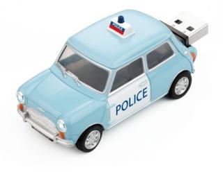 CLES MINI USB Police10