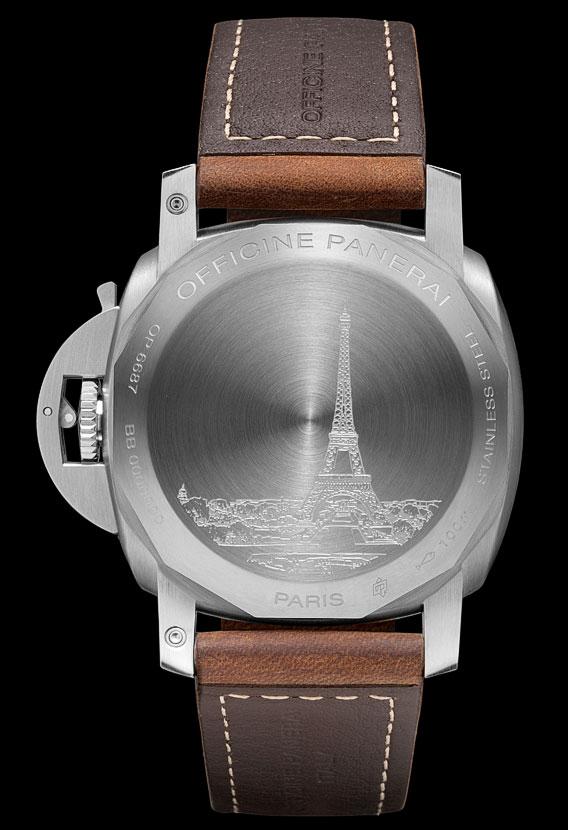 Panerai Pam 404 - Luminor 1950 - 10 jours SL Paris 3099810
