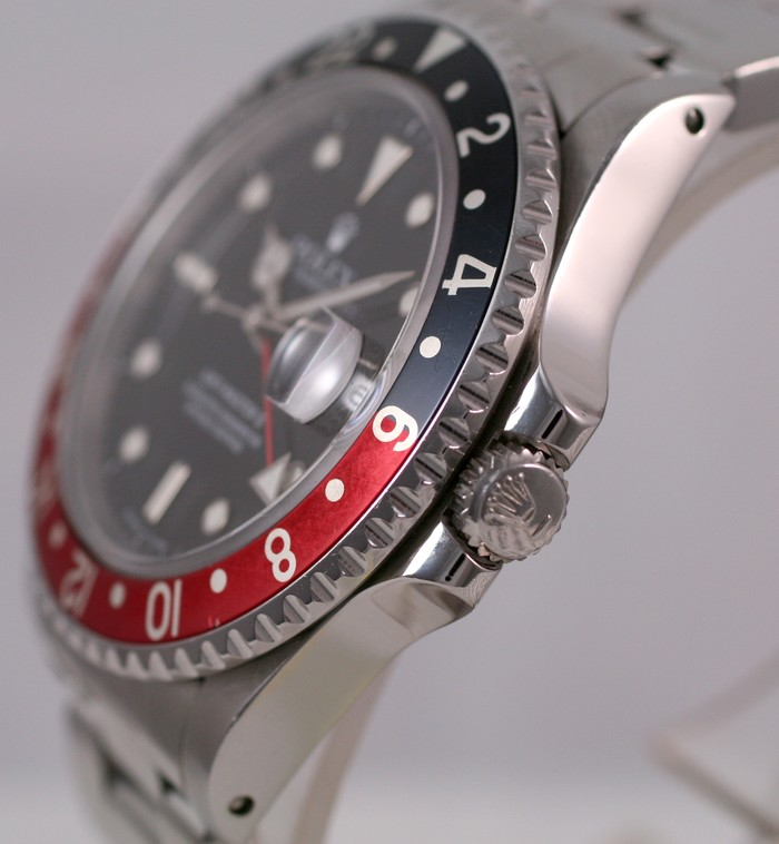 (Vendue) Rolex Gmt Master 2 - 16710 cad. tritium Img_1138