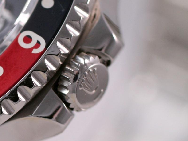 (Vendue) Rolex Gmt Master 2 - 16710 cad. tritium Img_1141