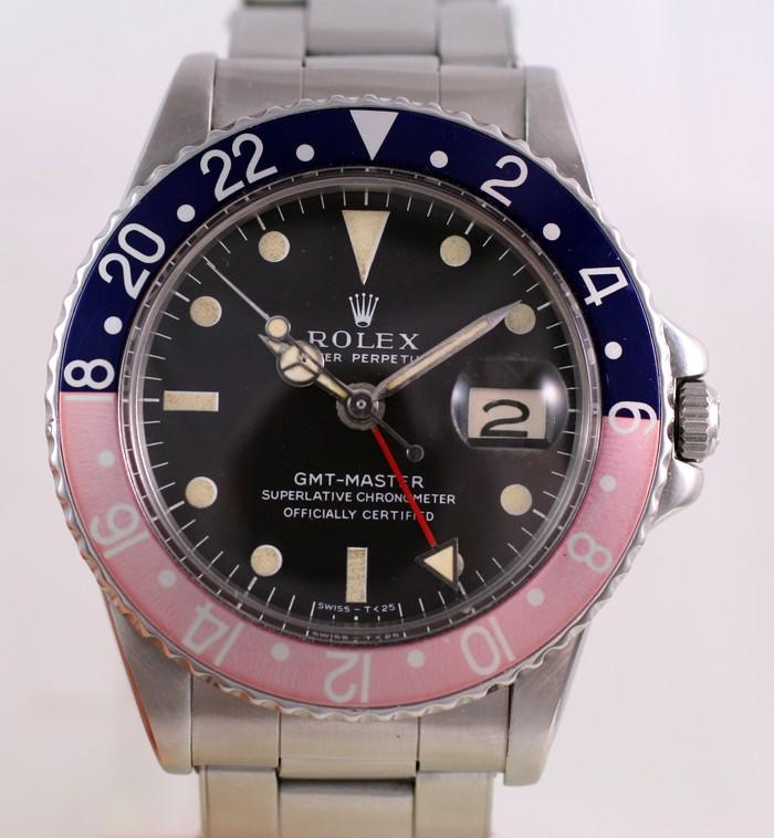 ( Vendue) Rolex Gmt Master plexi réf. : 1675 Img_1813