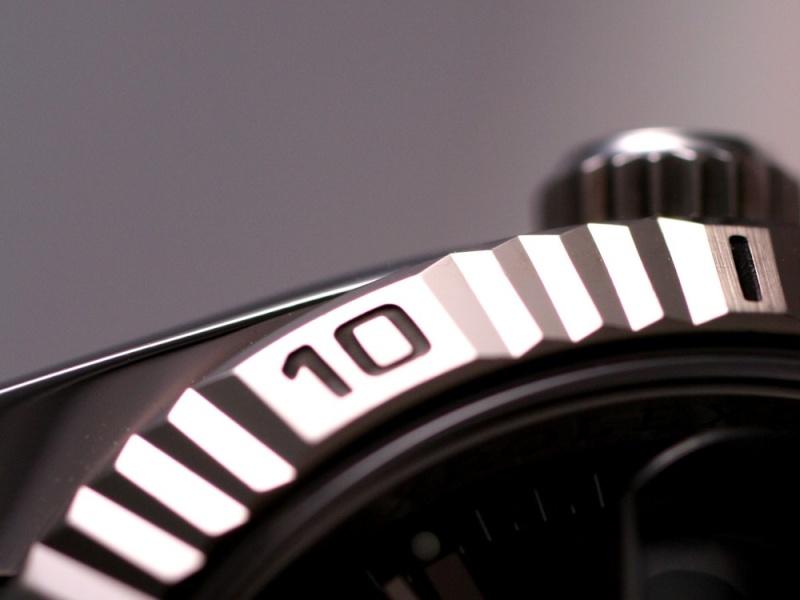 (Vendue) Rolex Turn O Graph écriture rougeRéf : 116264 Img_5643