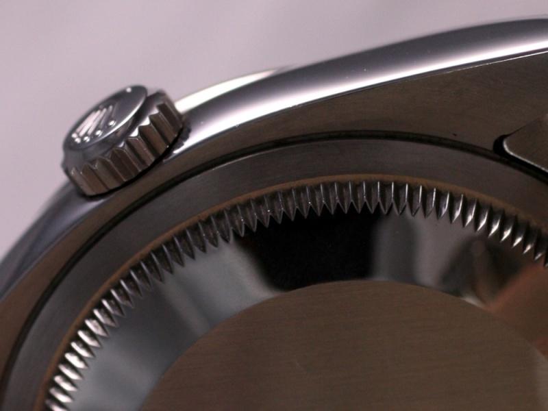 (Vendue) Rolex Turn O Graph écriture rougeRéf : 116264 Img_5720