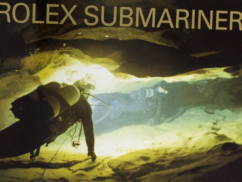 (Vendue) Rolex SubmarinerRéf : 14060 M Img_8313