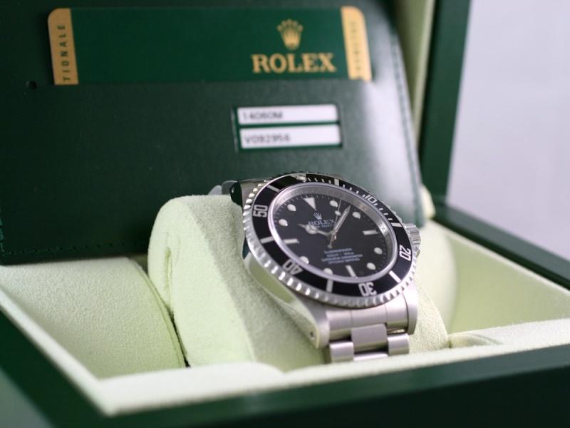 (Vendue) Rolex SubmarinerRéf : 14060 M Img_8315