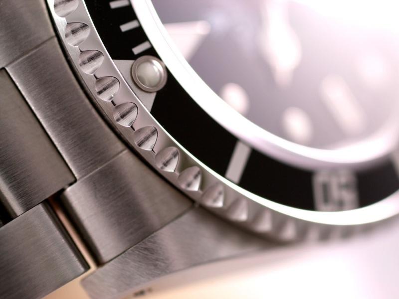 (Vendue) Rolex SubmarinerRéf : 14060 M Img_8411
