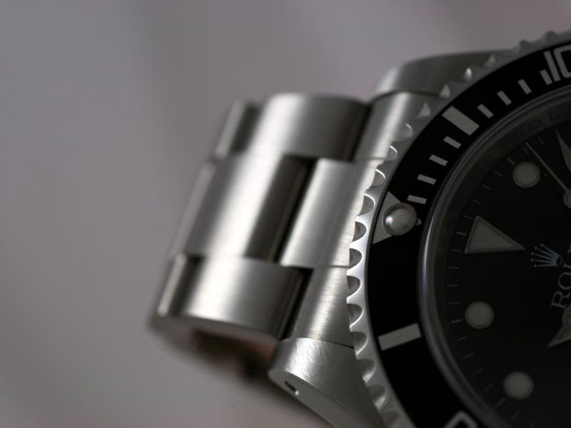 (Vendue) Rolex SubmarinerRéf : 14060 M Img_8413