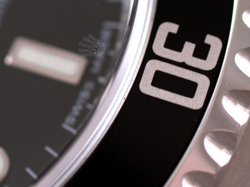 (Vendue) Rolex SubmarinerRéf : 14060 M Img_8414