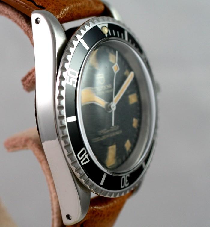 (Vendue) Tudor SubmarinerRéf : 7016 Img_8822