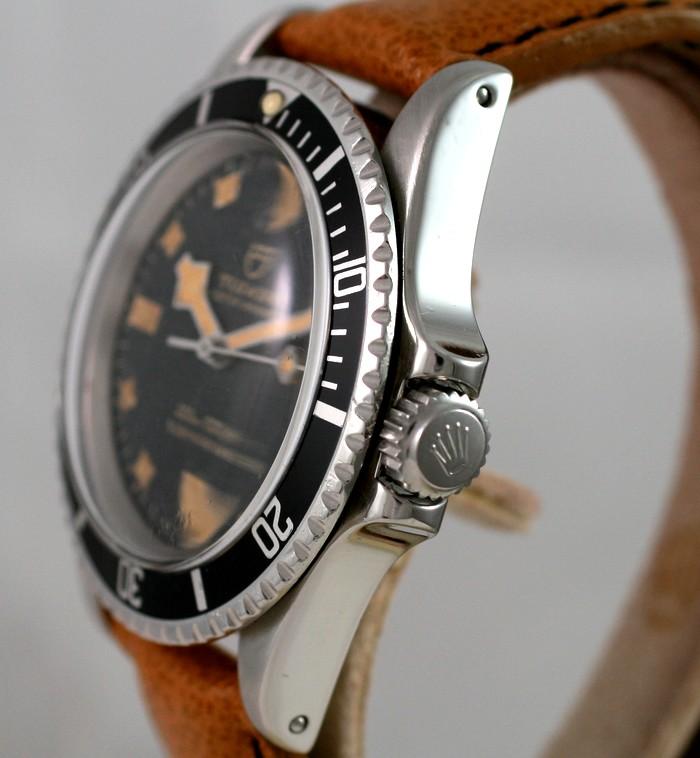 (Vendue) Tudor SubmarinerRéf : 7016 Img_8823