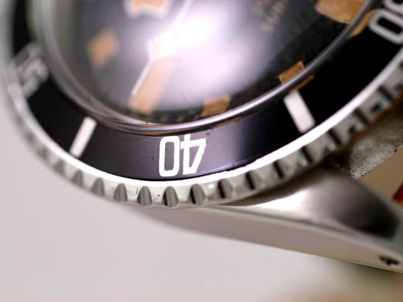 (Vendue) Tudor SubmarinerRéf : 7016 Img_8825