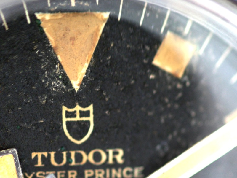 (Vendue) Tudor SubmarinerRéf : 7016 Img_8829