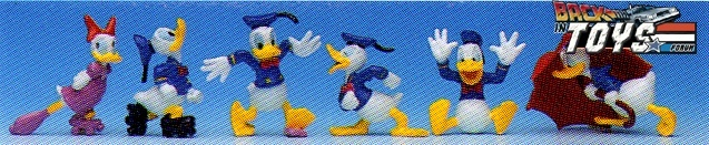 DISNEY CLASSIC (KID'M) 1996 Donald10