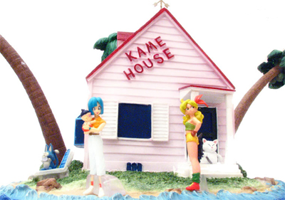 [Vente] Décors Kame House/ Room of Time Résine DBZ. Kameho10
