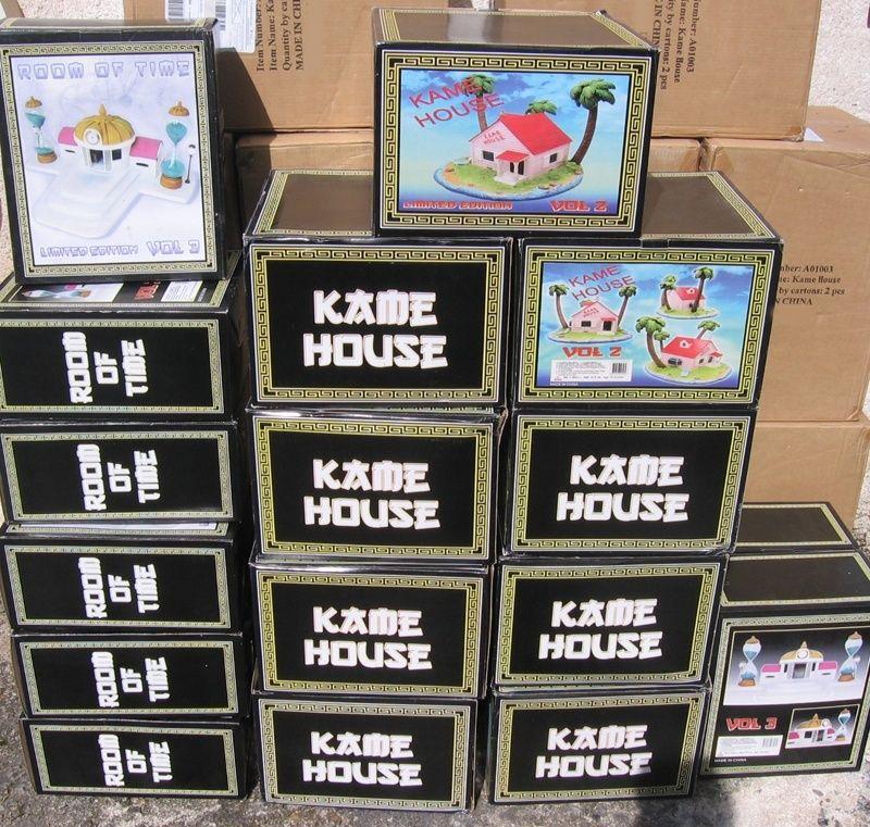 [Vente] Décors Kame House/ Room of Time Résine DBZ. Sans_t11