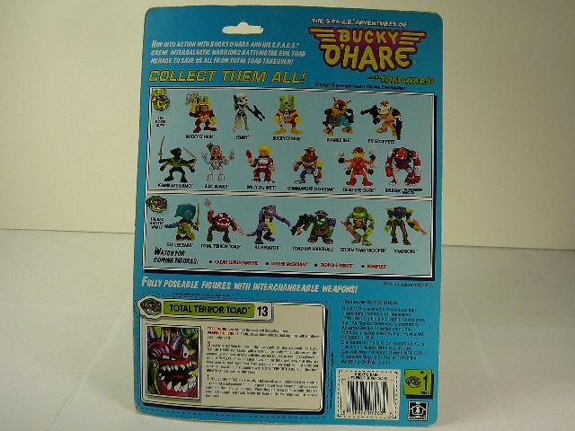 BUCKY O'HARE (Hasbro) 1991 - Page 3 Terror11