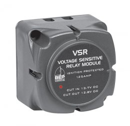 TECH QUESTION FOR JASE 2ND BATTERY HOOK UP Vsr10