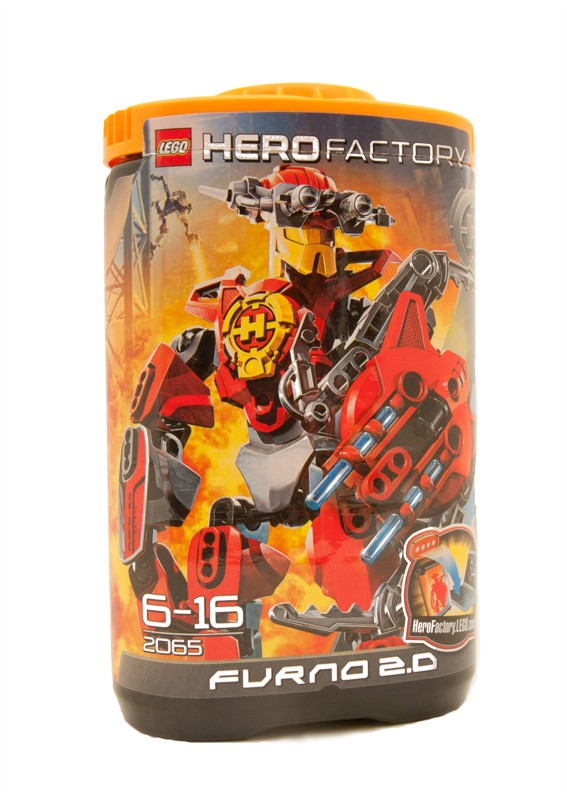 [Revue] Hero Factory 2011 : Premières Reviews ! 2065_f10