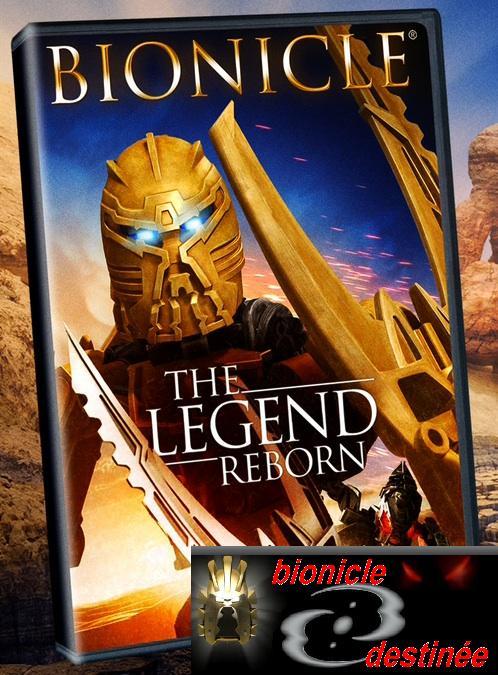 Musiques de BIONICLE 4 Bionic21