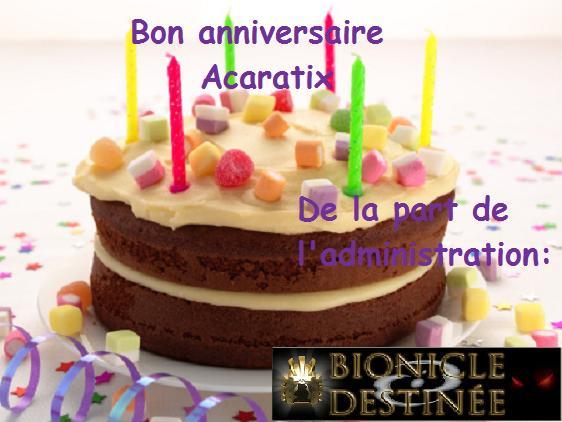 anniversaire Gateau10